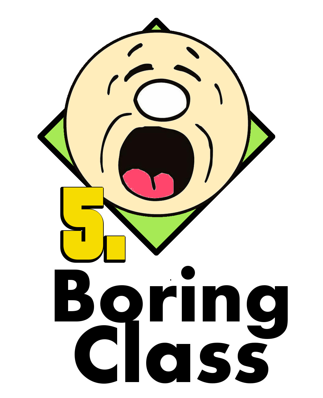 boring class telegram