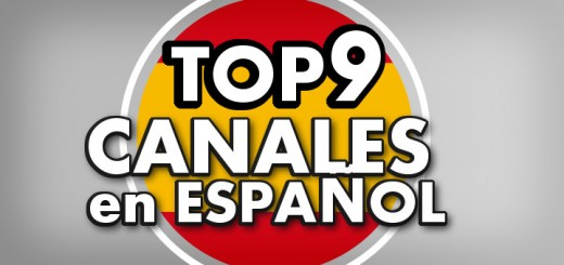 top 9 canales espanol