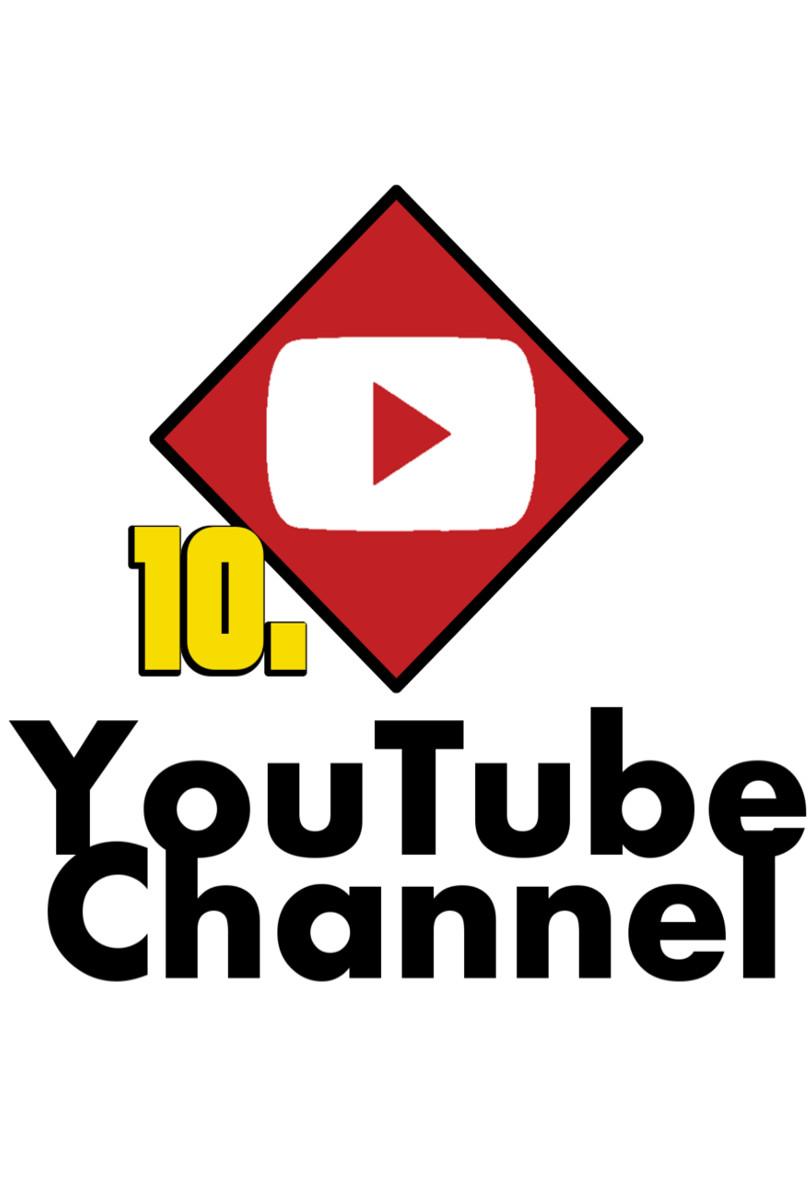 YouTube Channel telegram